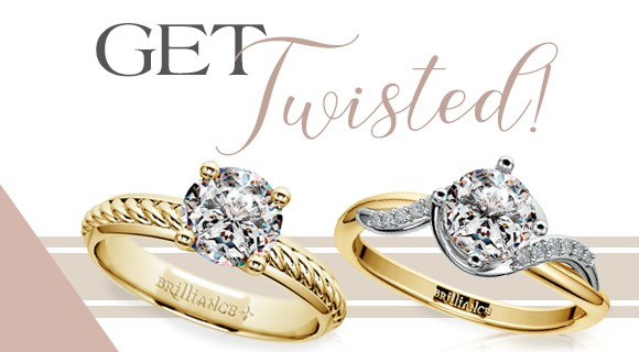 A Beautiful Ring with a Twist!