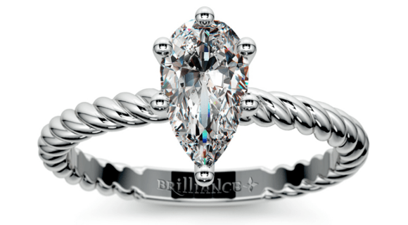 Benefits of Pear Diamond Engagement Rings