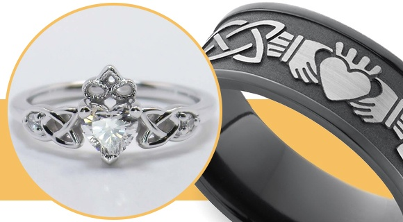 Claddagh Rings for Your Devotion
