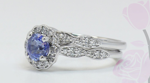 Custom Rose Ring