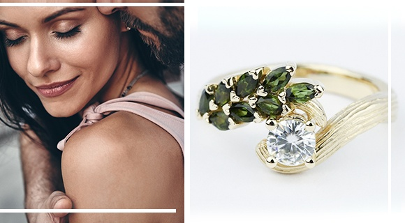 Customized Promise Ring Creations