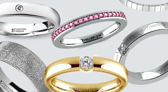 Designing a Promise Ring