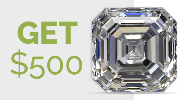 Diamond $10,000 or greater