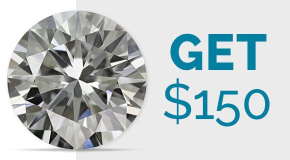 Diamond of $3,000 or greater
