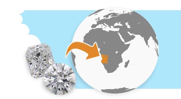 Diamonds in Angola