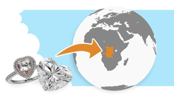 Diamonds in the Democratic Republic of Congo