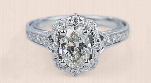 Edwardian Vintage Rings