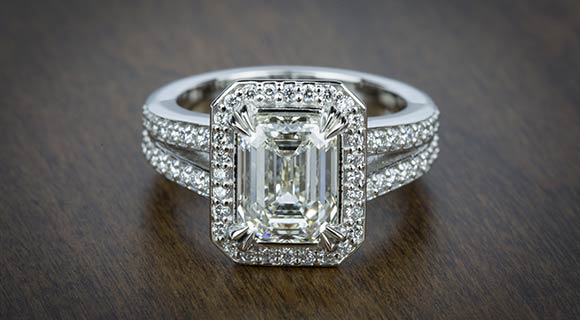 Emerald Cut for Diamonds