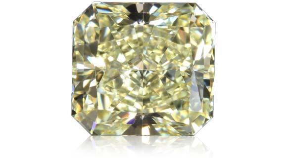 Fancy Radiant Diamonds
