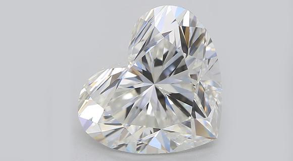 Heart Cut Diamond Carat Weight