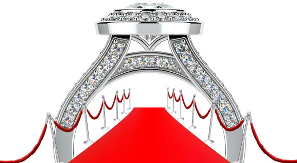 The Hottest Hollywood Engagement Rings