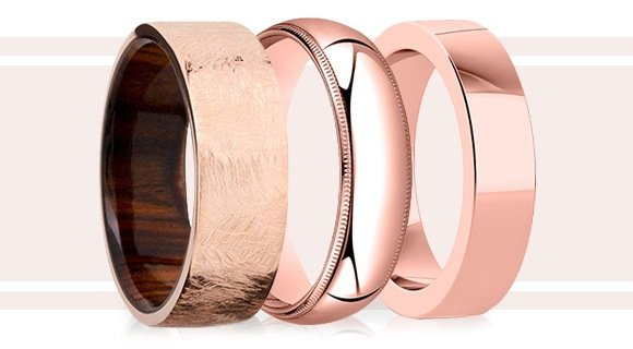Just Behold the Beauty of Rose Gold