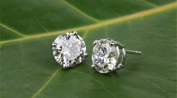 Perfect Diamond Stud Shape