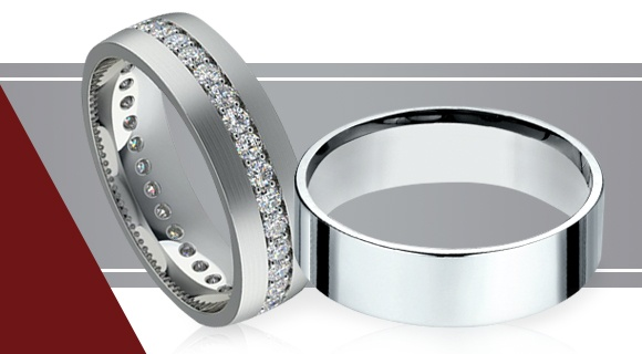 The Perfect Ring is Platinum!