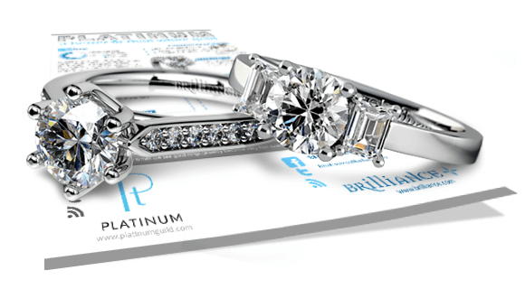 Platinum vs. White Gold