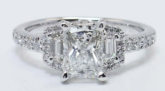 Radiant Cut Diamonds: A Must-have Shape