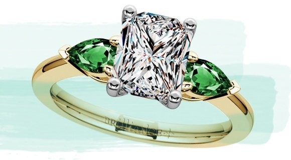 Radiant Cut Diamonds