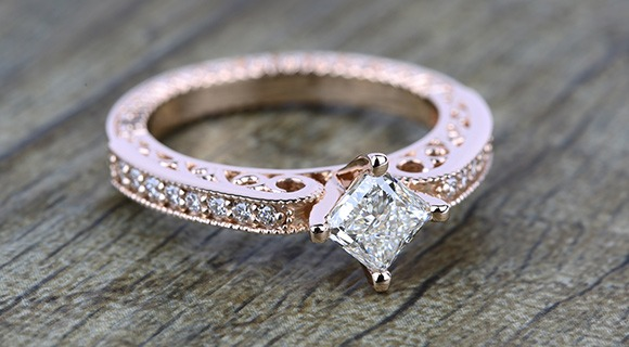 A Royally Gorgeous Ring