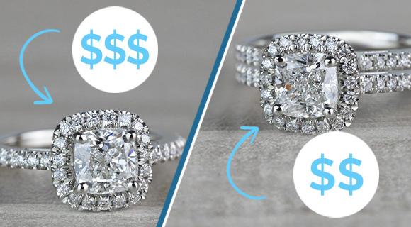 Should I Buy a Bridal Set or Engagement Ring?