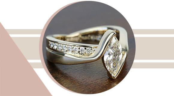 Show Eternal Love Through Your Ring!