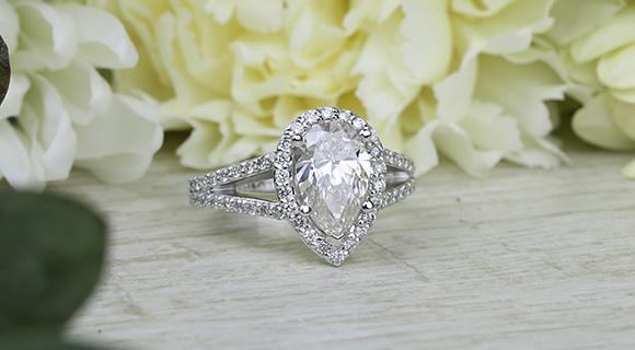 Sparkling, Brilliant Diamonds