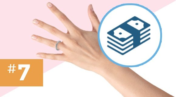 Step 7: Consider purchasing ring insurance.