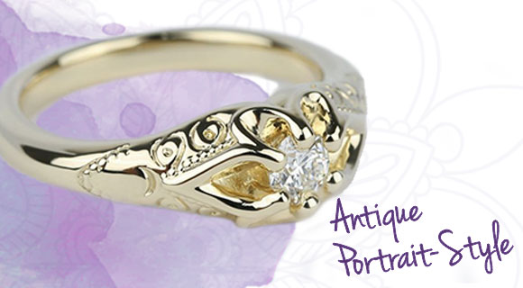 Stylized Solitaires