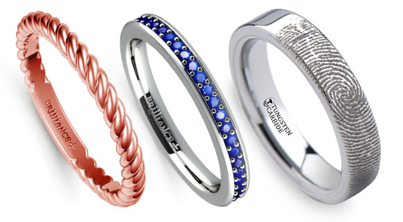 Types of Promise Rings