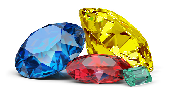 What is a Fancy Colored Diamond?
