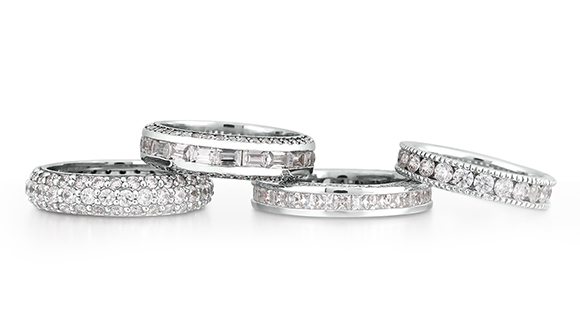 Affordable Eternity Rings