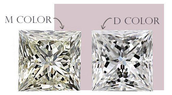 Color for the Princess Cut