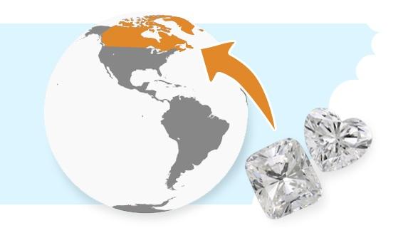 Diamonds in Canada