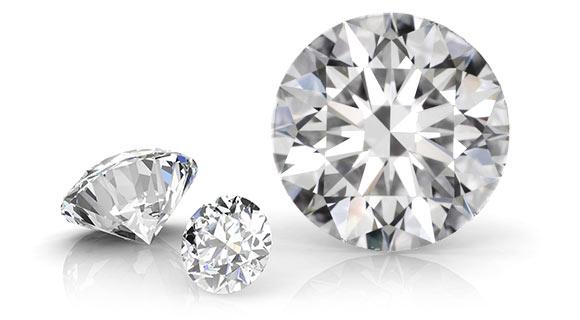 History of the Round Diamond