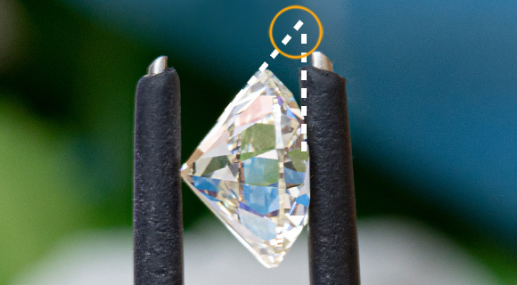 How To Calculate The Pavilion Angle of a Diamond