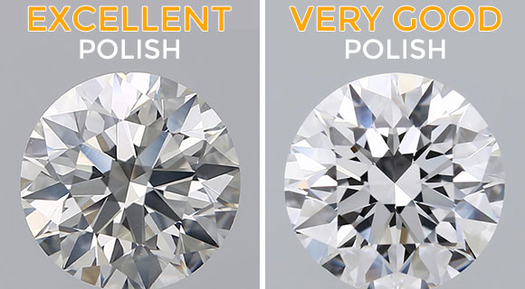 How Polish Affects a Stone