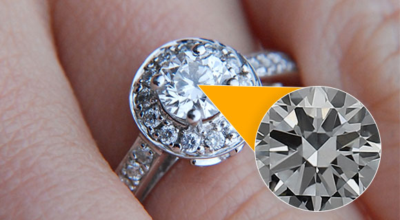How Symmetry Affects A Diamond