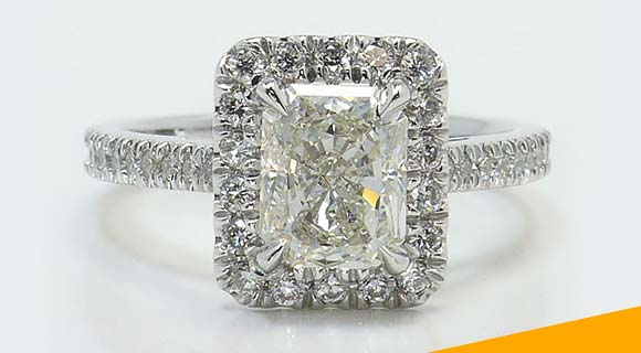 The Radiant Diamond Kaleidoscopic Effect