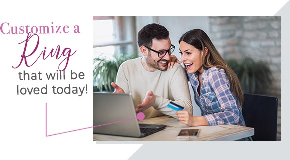 Ready to Buy an Engagement Ring Online?