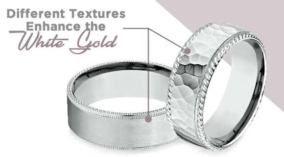 Style A Ring With Textures and Designs!