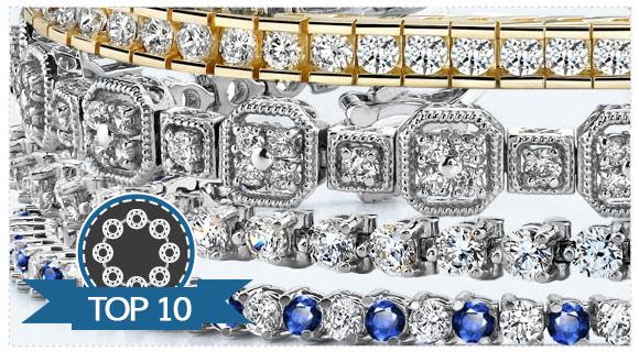 Top 10 Diamond Bracelets