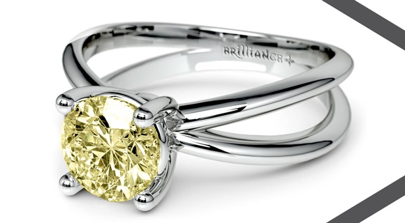 What is a Fancy Yellow Diamond?