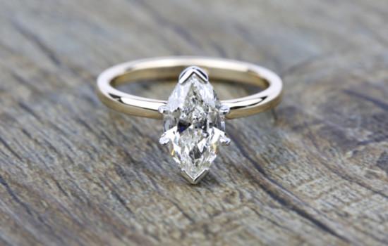 #2 Solitaire Diamond Ring | Brilliance.com