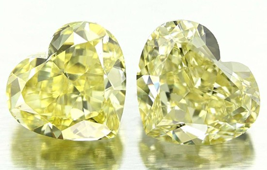 Color & Heart Diamonds   Brilliance.com