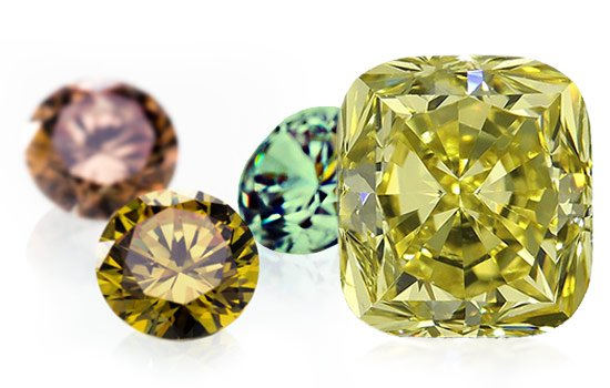 Fancy Color Diamonds | Brilliance.com