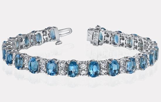 Gemstone Bracelets | Brilliance.com