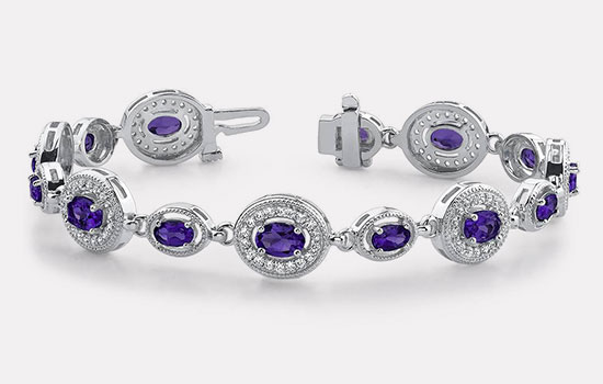 Gemstone Bracelets | Brilliance.com