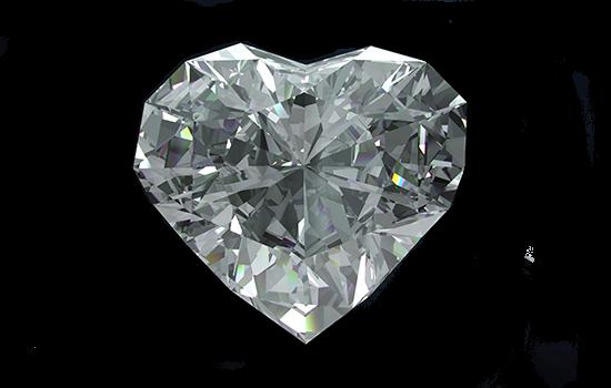 Heart Diamond Clarity   Brilliance.com