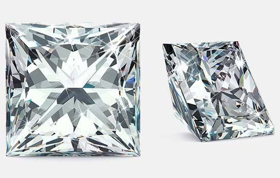 Why Are Princess Cut Diamonds Popular? | Brilliance.com