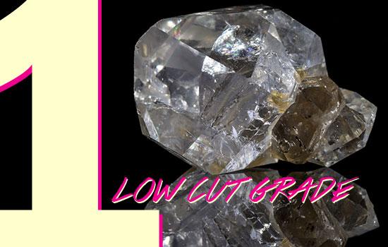 #1: Low Cut Grade | Brilliance.com