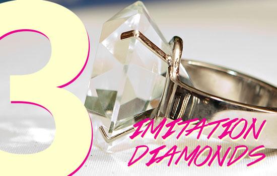 #3: Imitation Diamonds | Brilliance.com
